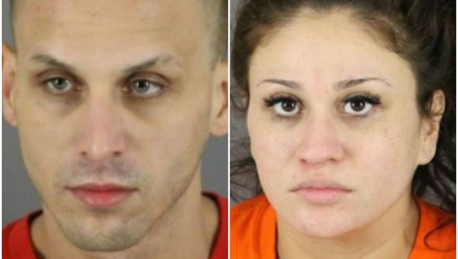 Brian Vrana and Andrea Paige are accused of selling heroin to a 20-year-old man who died of an overdose.