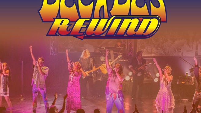 Decades Rewind, a theatrical performance and concert, will bring the hits of the 60s, 70s and 80s to the Weill Center on Feb. 10.