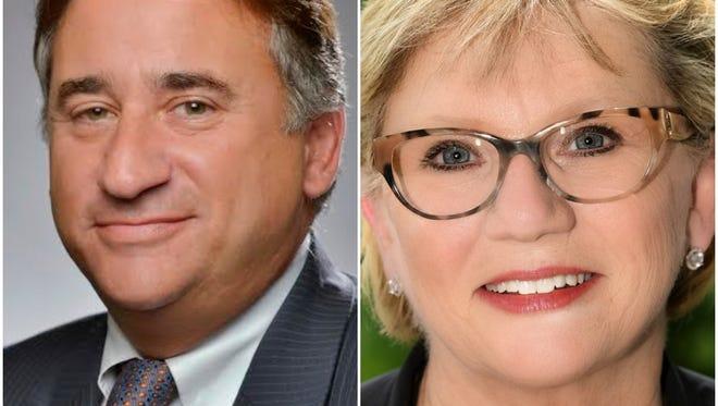 Jim Shulman and Sheri Weiner
