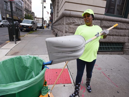 Paterson Street cleaning 11