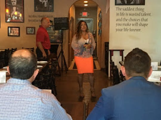Cape Coral's Varshalynn Natal speaks to The Men's Network