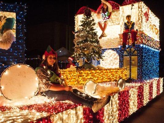 APS Phoenix Electric Light Parade