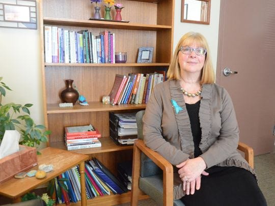 Joyce Siegel, program manager for Sexual Assault Services (Photo: )