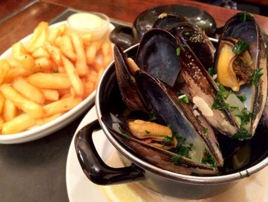 Voila Mussels.