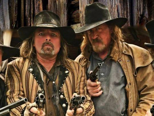 Six Gun Entertainment hará una loca sesión en el oeste