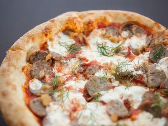 Humble Pie tiene pizzas que atraen a niños y adultos.