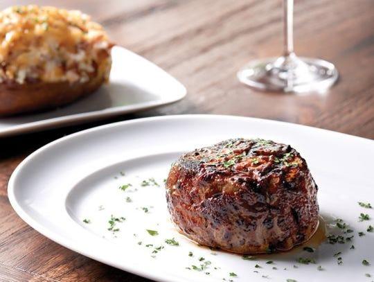 El filete de Mastro's Steakhouse.