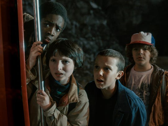 """Stranger Things"" was a surprise hit for Netflix in 2016."