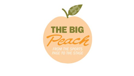 The Big Peach storytelling series.