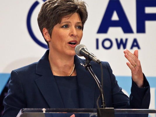 Iowa Senate Romney