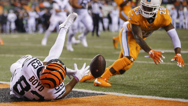 Bengals remain locked out of end zone