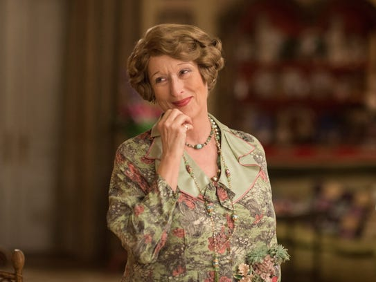 This image released by Paramount Pictures shows Meryl