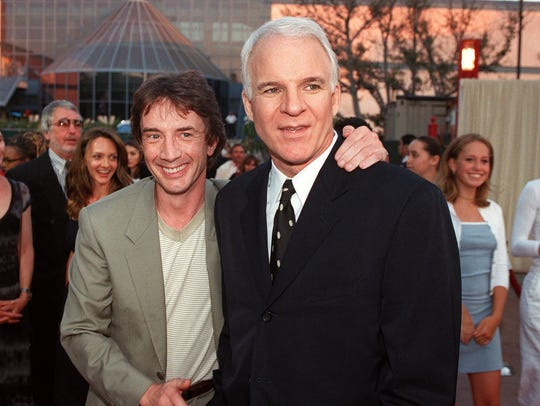 They've been friends for a long time: Martin Short