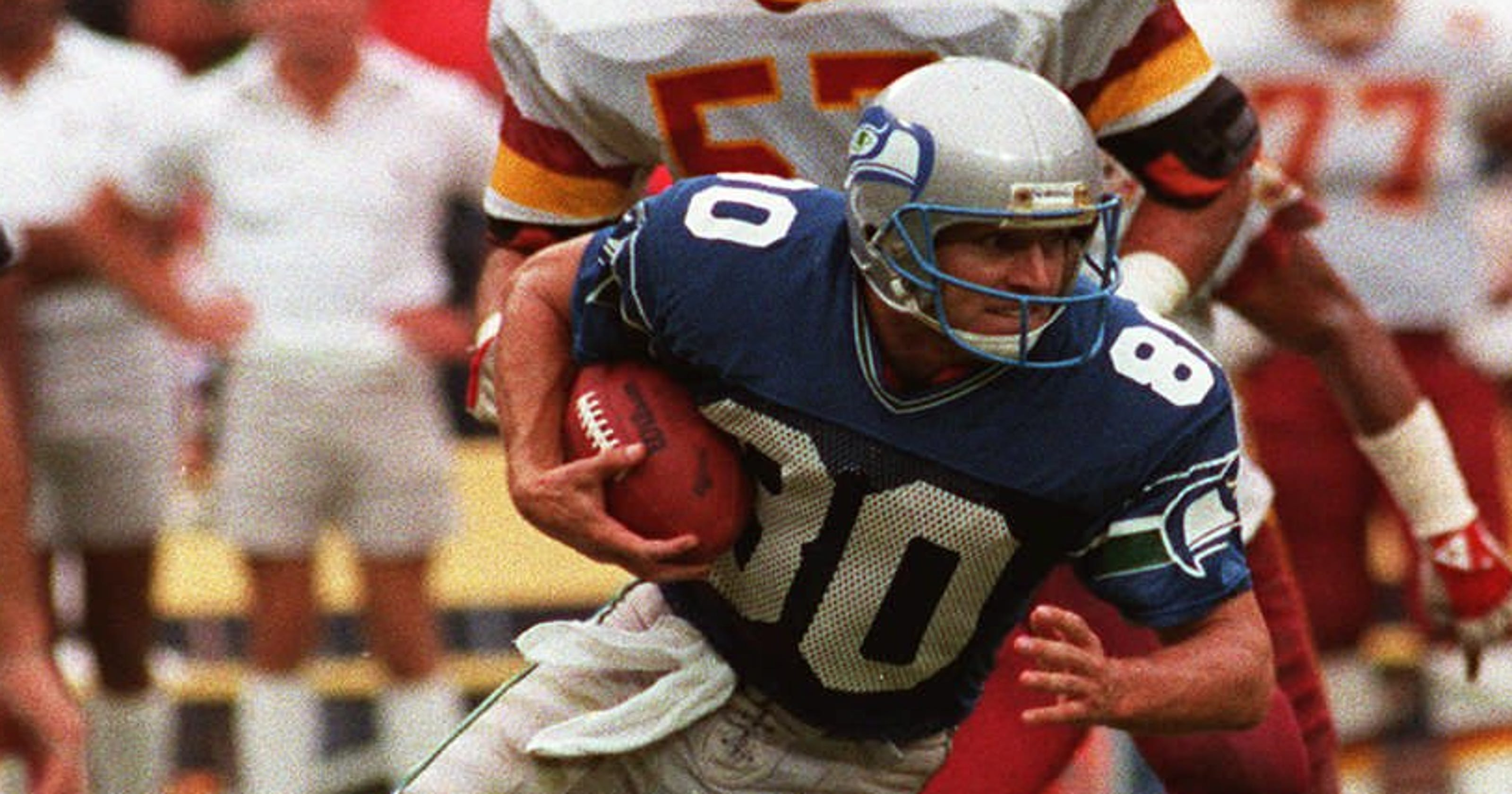 Seahawks Great Steve Largent Was Nicknamed For Star Wars Character