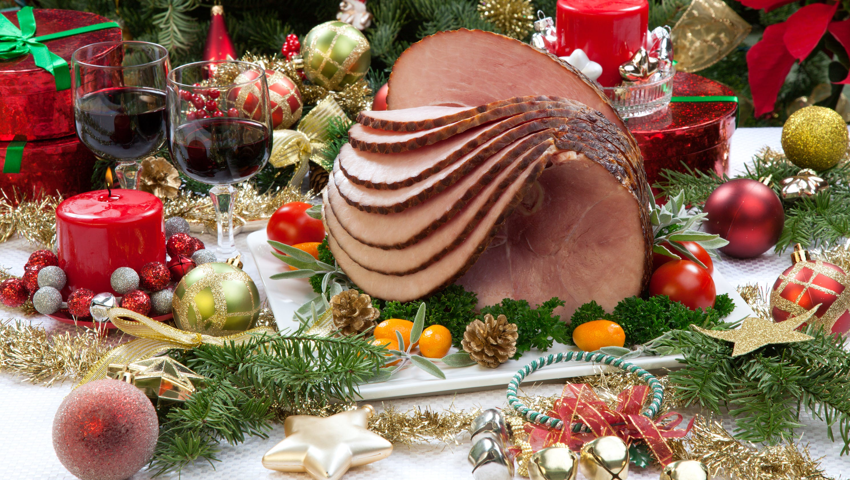 DAY 3: Holiday Ham Giveaway