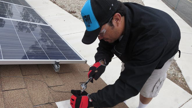 Upcoming workshops will focus on solar options for homeowners.