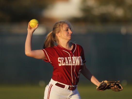 Wakulla Franklin County softball 388