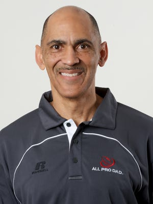 Tony Dungy is a New York Times best-selling author and is the first African-American head coach to win the Super Bowl. Dungy also serves as the national spokesman for All Pro Dads.