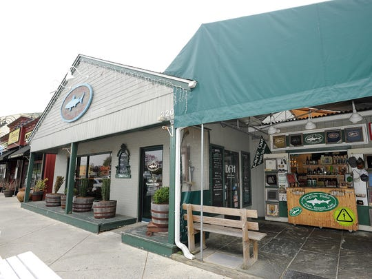 Dogfish Head Brewing and Eats located at 320 Rehoboth
