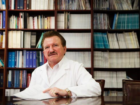 Doctor Stanislaw Burzynski has treated patients with experimental, unapproved cancer drugs since 1970.