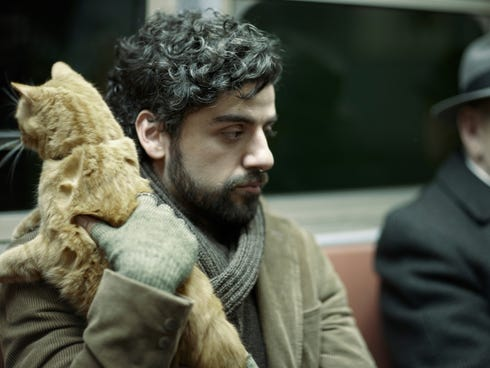 Oscar Isaac stars in the titular role in 'Inside Llewyn Davis.'