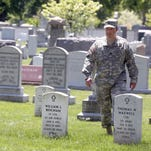 Photos: The historic West Point Cemetery