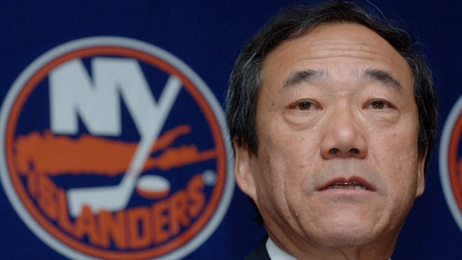 Charles Wang will remain majority stockholder of the New York Islanders for the next two years.