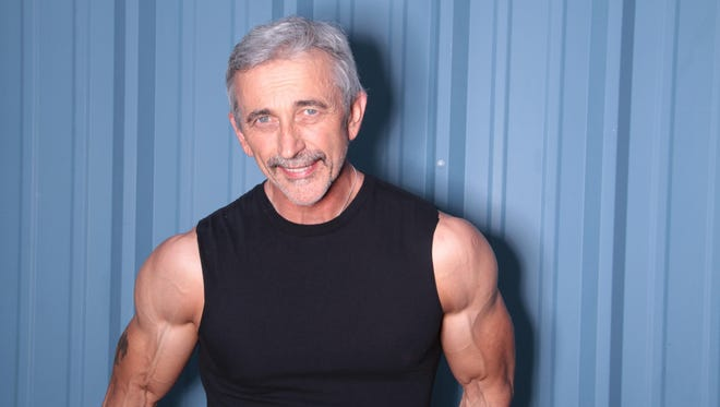 Country singer Aaron Tippin's passion for bodybuilding started out as a hobby meant to distract him when his first marriage ended decades ago. The sport, he believes, saved his life.