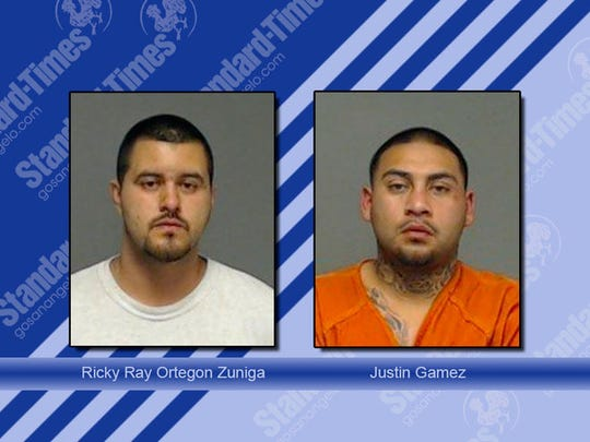 Zuniga and Gamez are accused of killing two people.