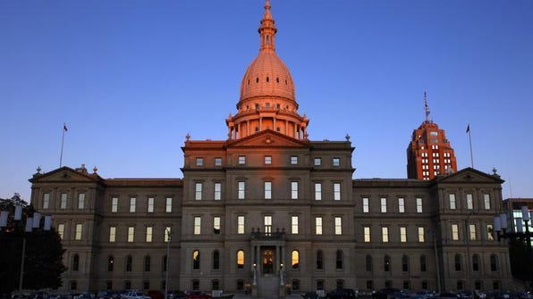 Lawmakers amended a business tax-related bill Tuesday to clarify what out-of-state companies owe in past taxes.