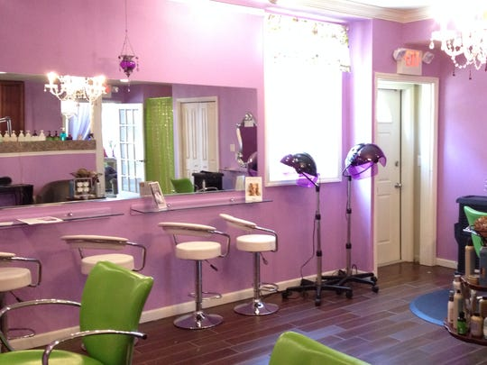 After doubling in size, La Vita Bella Day Spa in Ocean View was able to add a full-service hair salon.