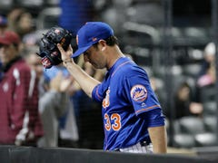 Fans take to Twitter to remember and roast NY Mets' Matt Harvey
