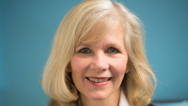 Nancy McCormick is the vice president of workforce development at the Economic Development Authority of Western Nevada.