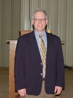 The Rev.Timothy Parker.