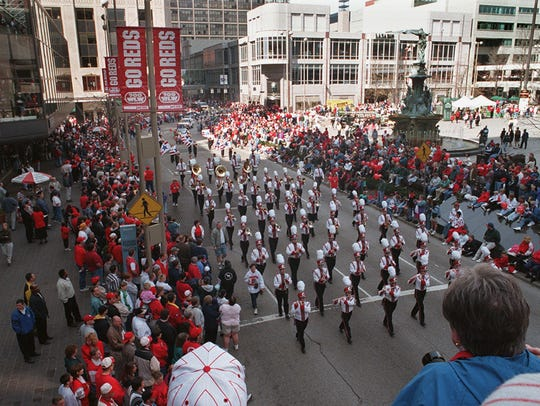 1999: The Opening Day Parade
