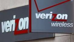 Verizon Wireless retail store at Downtown Crossing
