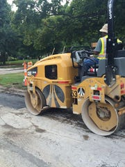 Federal funds will pay for about 80 percent of the $1.4 million West Maple Resurfacing project.
