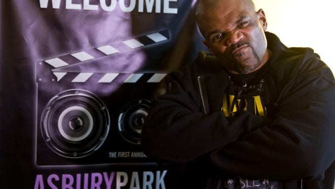 Darryl McDaniels of RUN-DMC attends The Asbury Park Music in Film Festival. The event continues through the weekend.