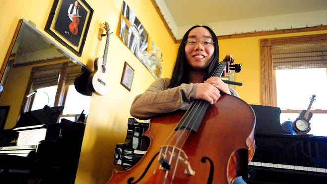 North Salem High School senior Clair Dietz will perform with the Salem Pops Orchestra at 3 p.m. Sunday, May 3, at the Historic Grand Theatre, 191 High St. NE. Dietz is a finalist for the orchestra's Del Milne College Scholarship competition.