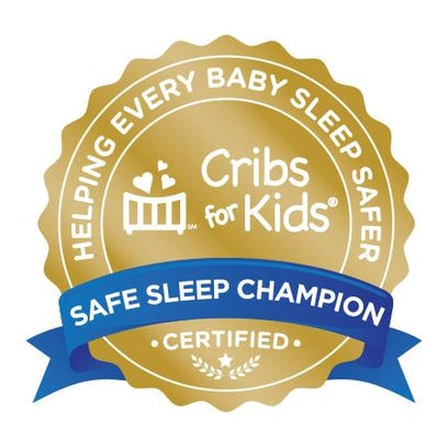 22610 Cribs for Kids Seal_Gold