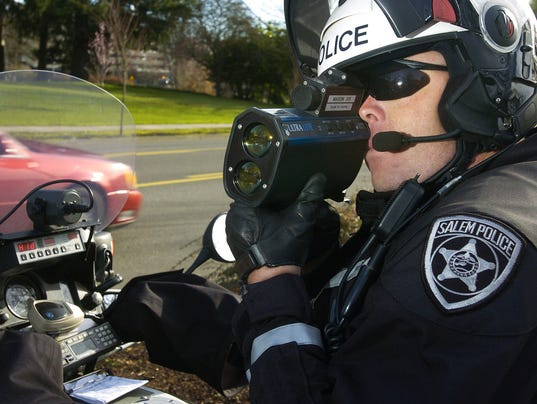 Mitch Mason cops and speeding