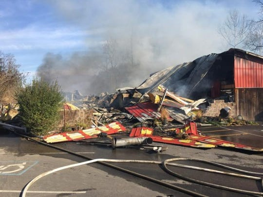 A fire at a barn at Little Ponderosa Zoo killed several