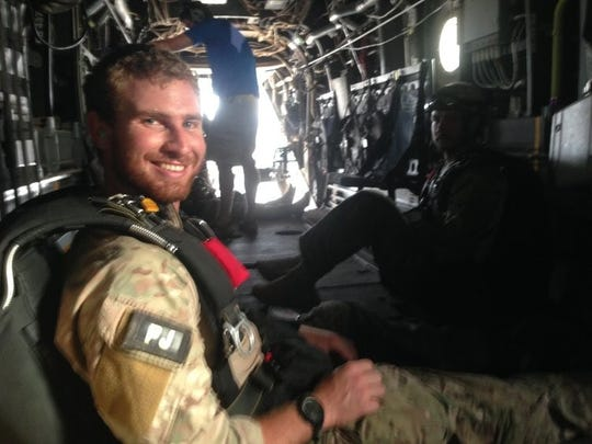 Staff Sgt. Carl Enis, 31, was among the seven Airmen killed in a helicopter crash in Iraq, March 15, 2018. He was assigned to the 308th Rescue Squadron at Patrick Air Force Base, Florida. Enis was a Tallahassee, Florida, resident who joined the unit in 2010 and served for 8 years.