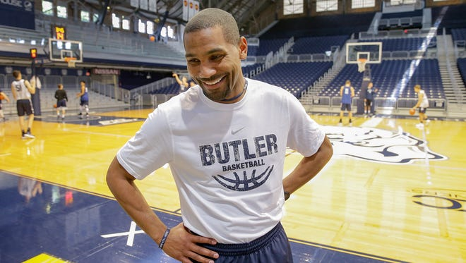 FILE – New Bulldogs coach LaVall Jordan says the team's preseason trip to Spain allowed Butler to hit the ground running.