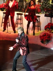 "Barry Manilow performs his ""A Gift of Love IV"" benefit"