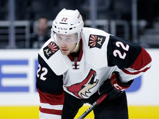 Craig Cunningham appeared in 63 games for the Bruins and Coyotes in the NHL.