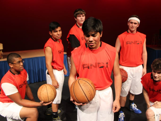 Theater Students Step Onto The Big Stage