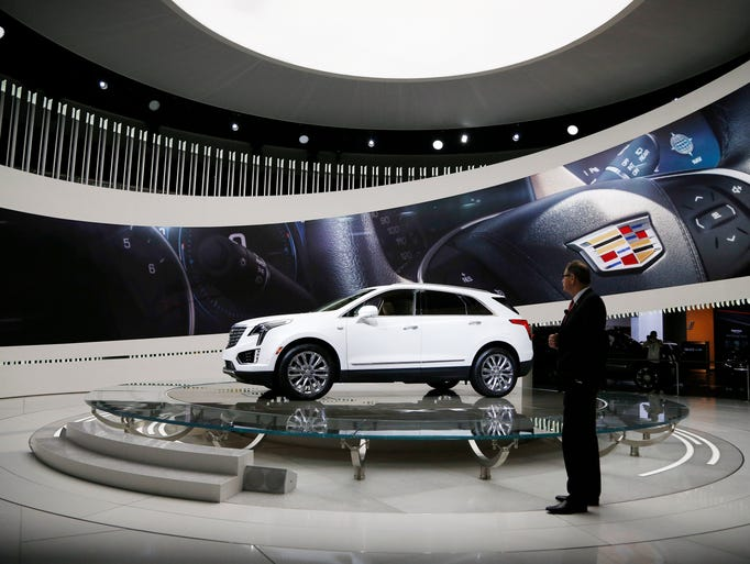 Model  Unveiled At The 2015 Los Angeles Auto Show Robyn Beck Afp Getty Images