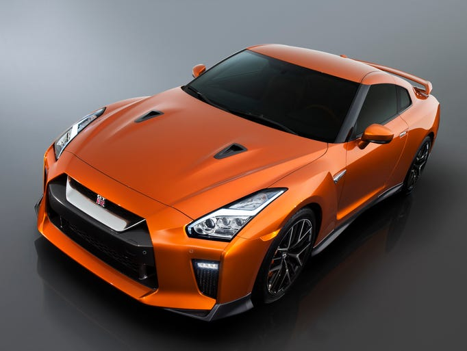 When Nissan announced a new, 2017 GT-R  for this year's