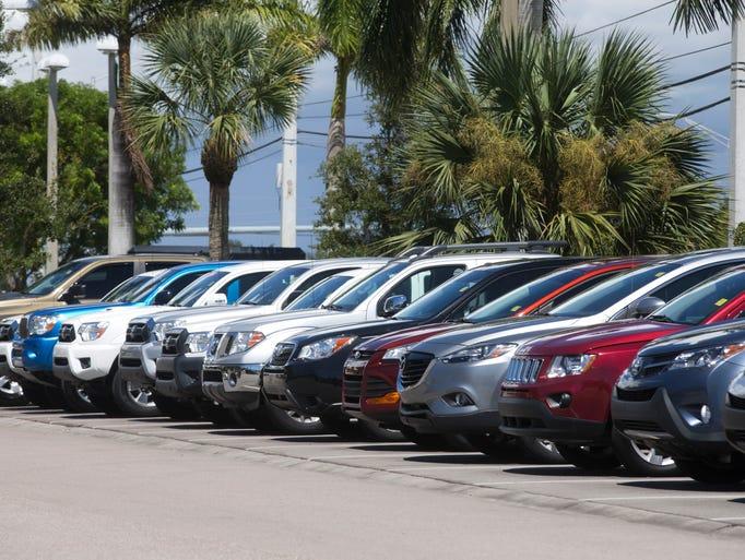 Used Car Sales In Naples
